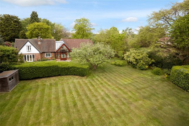 Thumbnail Detached house for sale in Warren Drive, Kingswood, Tadworth, Surrey