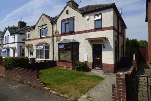 Thumbnail Semi-detached house for sale in Robinson Road, Linden, Gloucester
