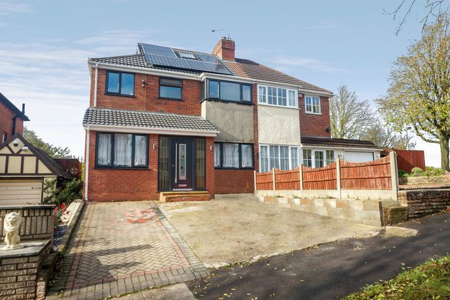 Thumbnail Semi-detached house for sale in Stanford Avenue, Great Barr, Birmingham, West Midlands
