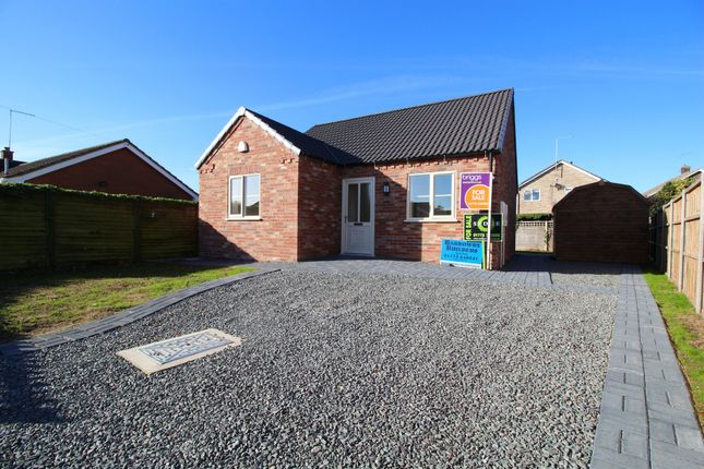 Thumbnail Detached bungalow for sale in Mulberry Way, Spalding, Lincolnshire