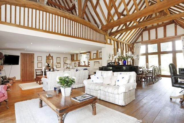 Thumbnail Barn conversion to rent in Hambleden, Henley-On-Thames