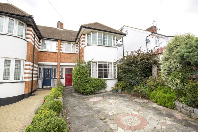 3 bed semi-detached house for sale in Summit Way, Southgate, London