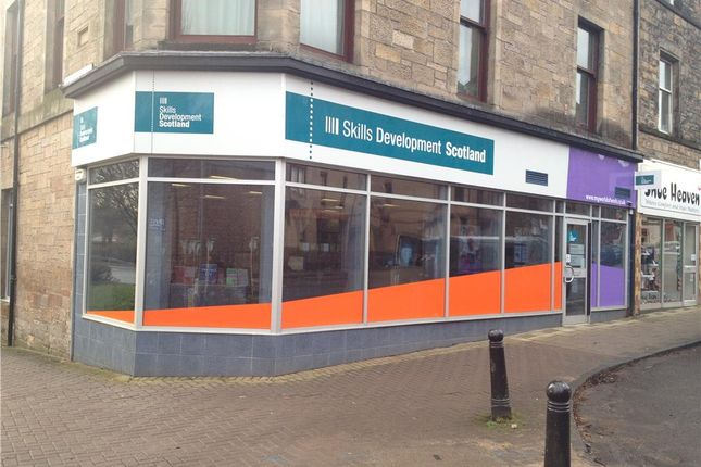 Thumbnail Retail premises for sale in 66 Upper Craigs, Stirling