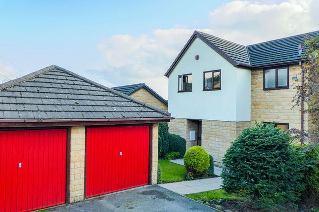 Thumbnail Detached house for sale in Park Hill, Bradley, Huddersfield
