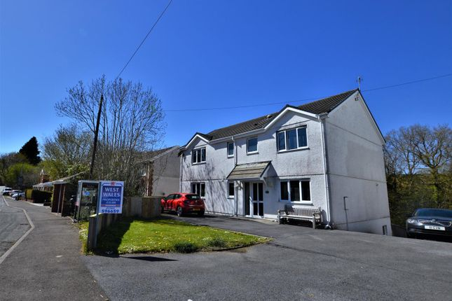 Thumbnail Land for sale in Tycroes Road, Tycroes, Ammanford