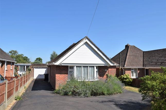 Thumbnail Detached bungalow for sale in Wareham Road, Lytchett Matravers, Poole, Dorset