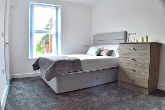 Thumbnail Shared accommodation to rent in Bedford Street, Derby