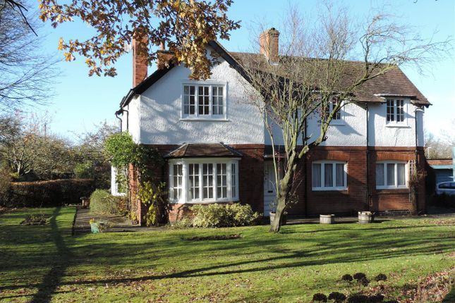 Thumbnail Property for sale in Willoughby Road, Countesthorpe, Leicester