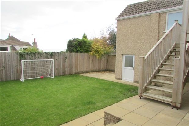 Garden of Lister Grove, Morecambe LA3