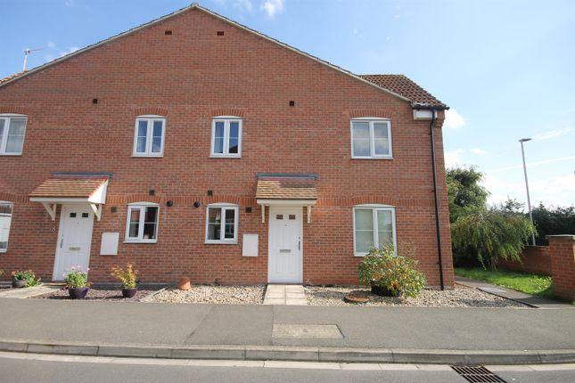 Thumbnail Property to rent in Derek Vivian Close, Pocklington, York