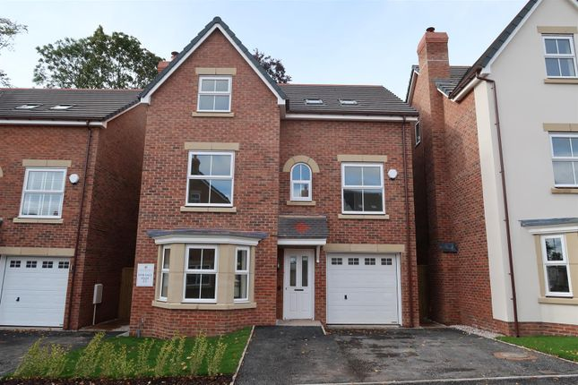 Thumbnail Detached house for sale in The Alvanley, The Pavilions, Gresford