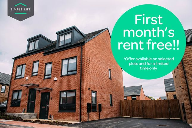 Plot 107, Hawthorn, 246 Queen Mary Road, Sheffield S2