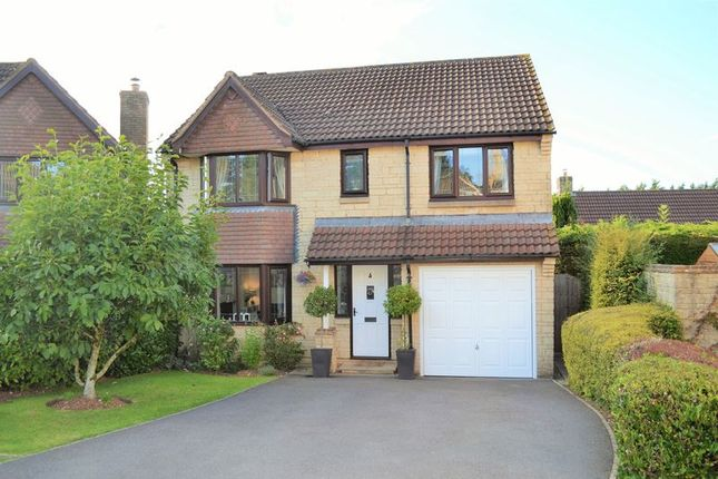 Thumbnail Detached house for sale in Sawyers Close, Chilcompton, Radstock