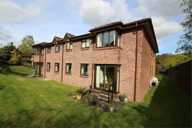 Thumbnail Flat for sale in Priory Gardens, Abergavenny, Monmouthshire