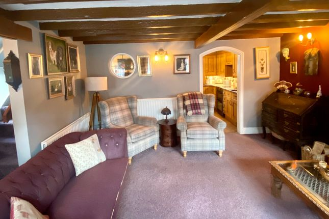 Thumbnail Cottage for sale in Barnes Yard, Maltongate, Thornton Le Dale, North Yorkshire