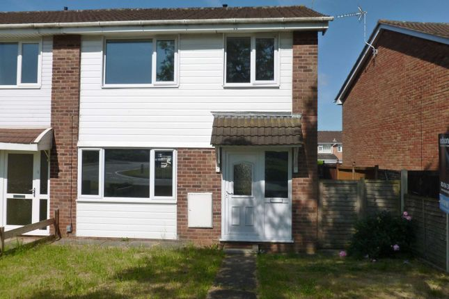 Thumbnail End terrace house to rent in Woodchester, Yate, Bristol