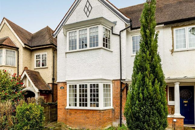 Thumbnail Semi-detached house to rent in Ditton Lawn, Portsmouth Road, Thames Ditton