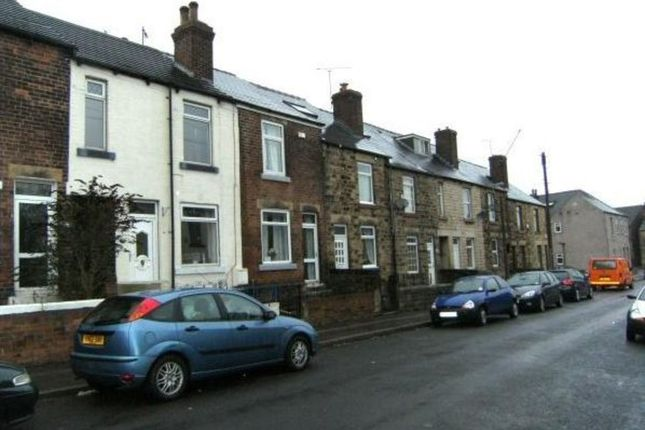 Thumbnail Terraced house to rent in Stanhope Road, Sheffield
