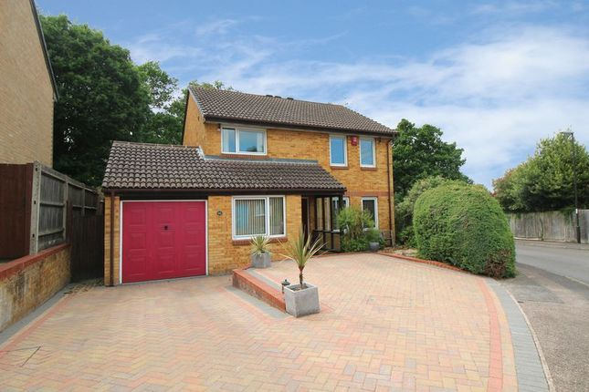 4 bed detached house for sale in Chepstow Close, Worth, Crawley