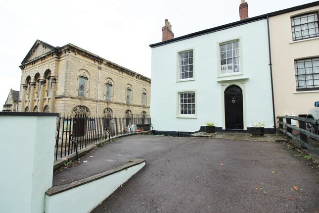 Thumbnail Semi-detached house for sale in Victoria Place, Newport