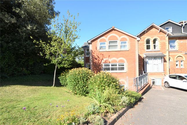 Thumbnail Flat to rent in Canal Hill, Tiverton