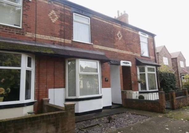 Thumbnail Terraced house to rent in The Boulevard, Hedon, Hull