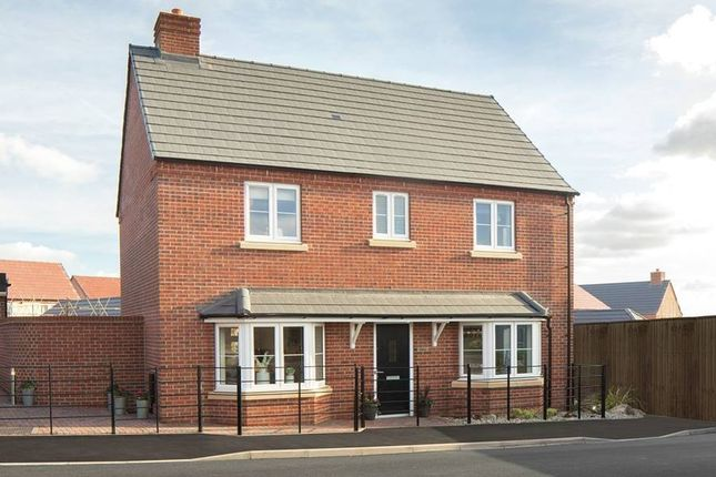 "Thumbnail Detached house for sale in ""The Halford - Showhome Sale & Leaseback"" at Kiln Lane, Leigh Sinton, Malvern"