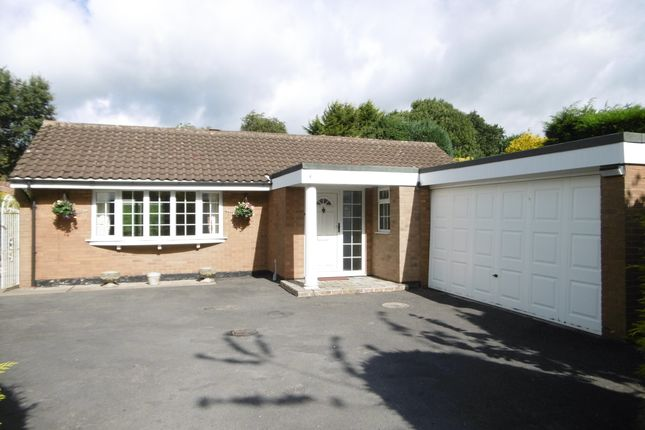 Thumbnail Detached bungalow for sale in Greenways, Chesterfield