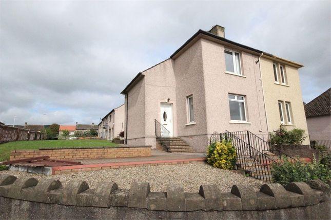 Thumbnail Semi-detached house for sale in 9 Lochleven Terrace, Lochore, Lochgelly, Fife