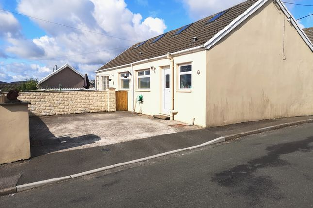Thumbnail Detached bungalow for sale in Alma Terrace, Dowlais, Merthyr Tydfil