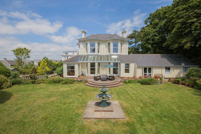 Thumbnail Detached house for sale in Lower Warberry Road, Torquay