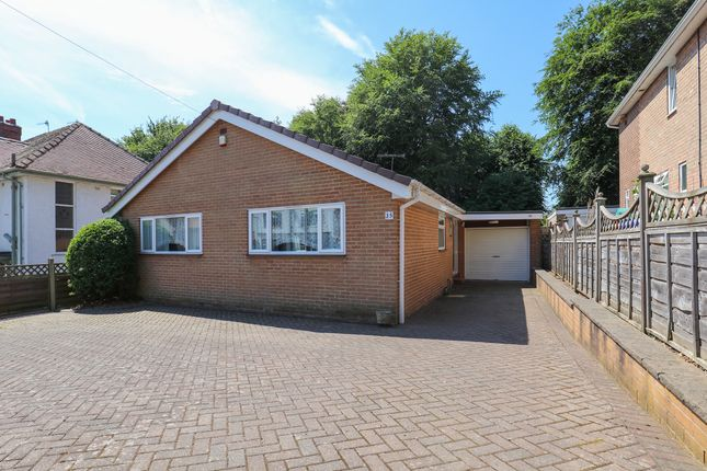 Thumbnail Detached bungalow for sale in Abbeydale Park Rise, Dore, Sheffield