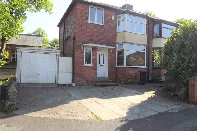 Thumbnail Semi-detached house for sale in Thornydyke Avenue, Bolton