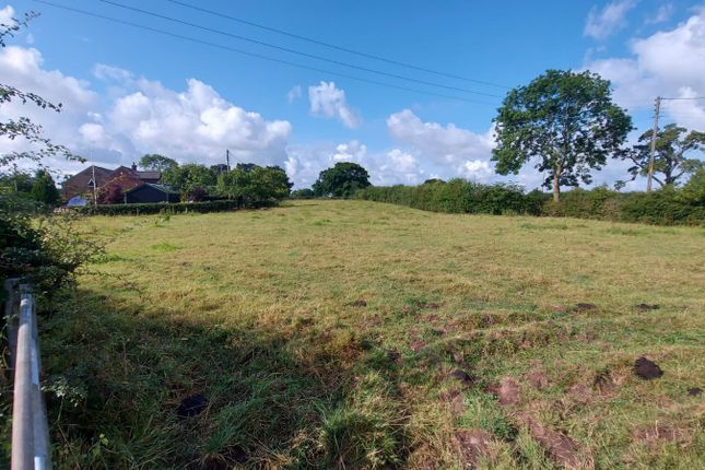 Thumbnail Land for sale in Darkinson Lane, Lea Town