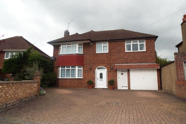 Thumbnail Detached house for sale in Wheatlands Road, Langley, Slough