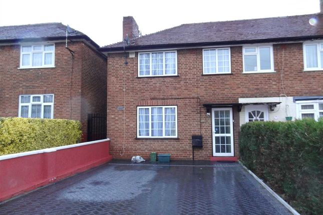 Thumbnail Terraced house to rent in Hicks Avenue, Greenford