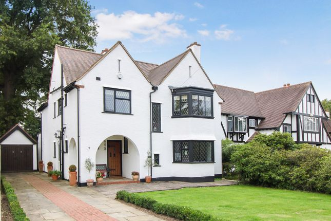 Thumbnail Detached house for sale in The Chenies, Petts Wood, Orpington