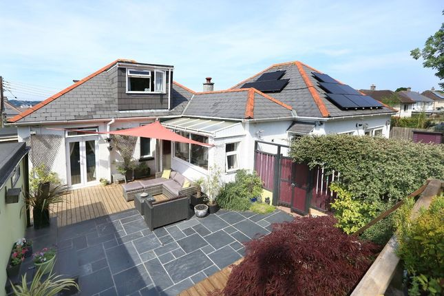 Thumbnail Detached bungalow for sale in Moor View, Plymstock, Plymouth