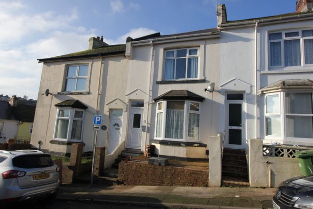 Thumbnail Terraced house for sale in Climsland Road, Paignton