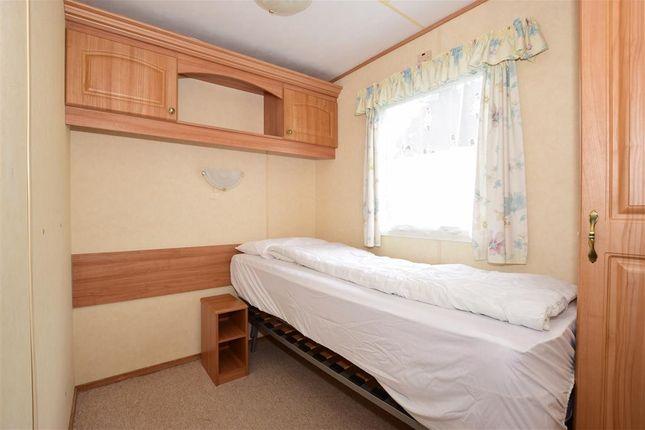 Bedroom 2 of Sandhills Holiday Park, Whitecliff Bay, Bembridge, Isle Of Wight PO35