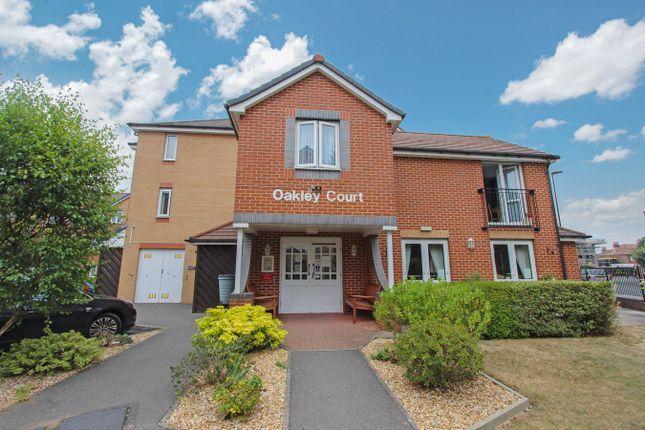 Thumbnail Property for sale in Oakley Road, Regents Park, Southampton