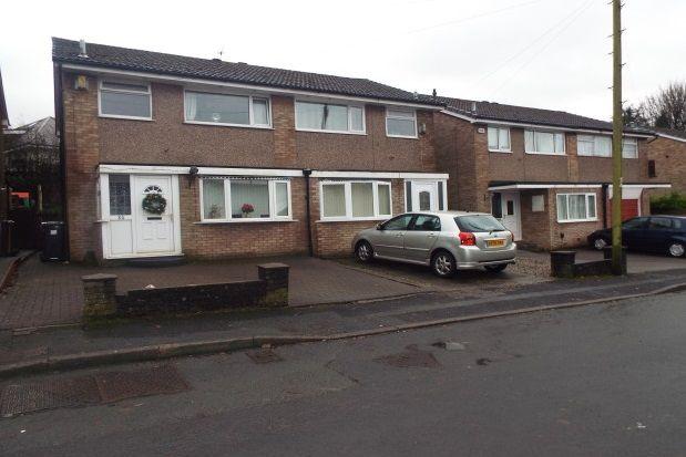 Thumbnail Property to rent in Meriden Grove, Lostock, Bolton