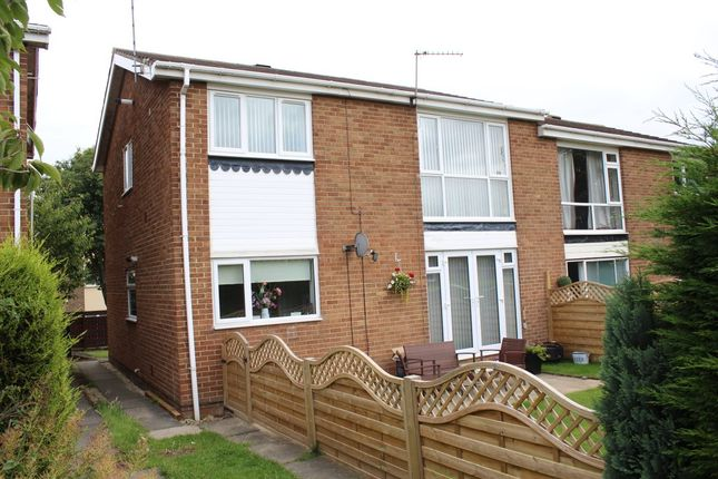 Thumbnail Flat to rent in Wentworth Grove, Hartlepool