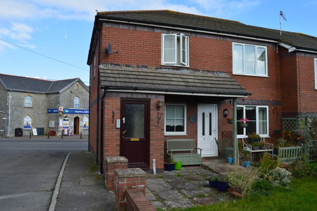 Thumbnail Flat for sale in Gileston Road, St Athan