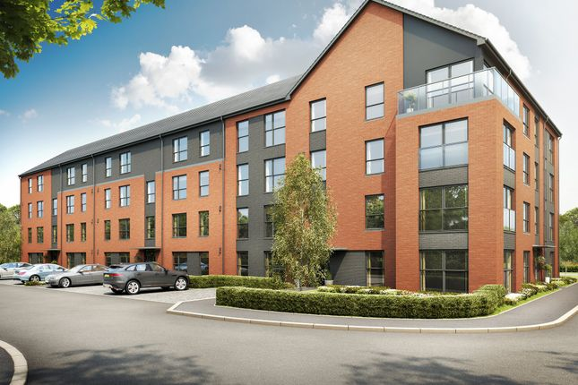 "Thumbnail Flat for sale in ""Arila"" at Whimbrel Way, Braehead, Renfrew"