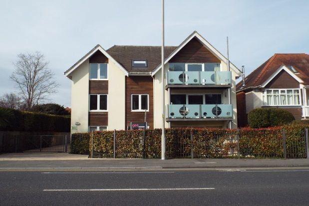 Thumbnail Flat to rent in Parkstone, Poole