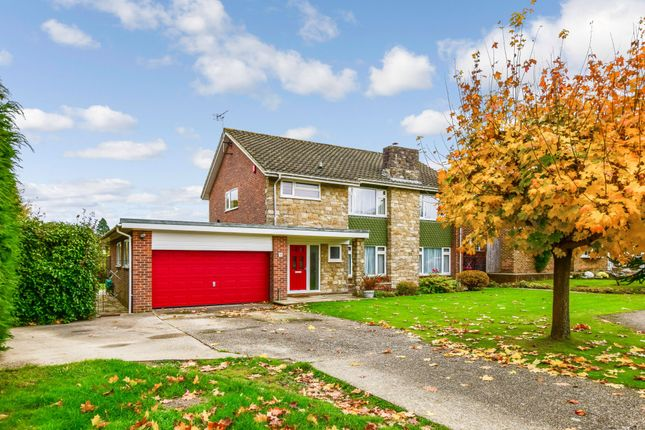 Thumbnail Detached house for sale in Chanctonbury Way, Crawley