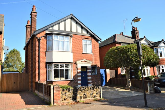 Thumbnail Detached house for sale in Gladwin Road, Colchester