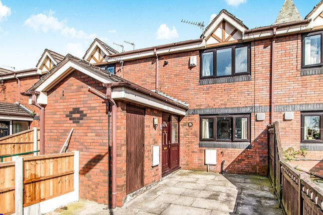 Thumbnail Terraced house to rent in Parish View, Salford