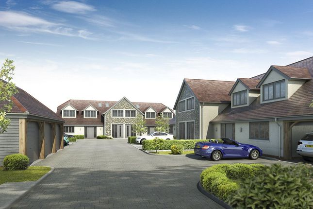 Thumbnail End terrace house for sale in Foxholme Mews, Summersdale Road, Chichester, West Sussex